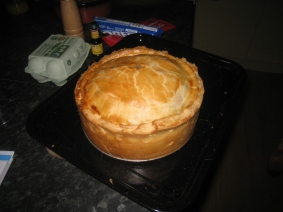 Game Pie